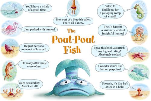 1000 Images About The Pout Pout Fish On Pinterest Pout