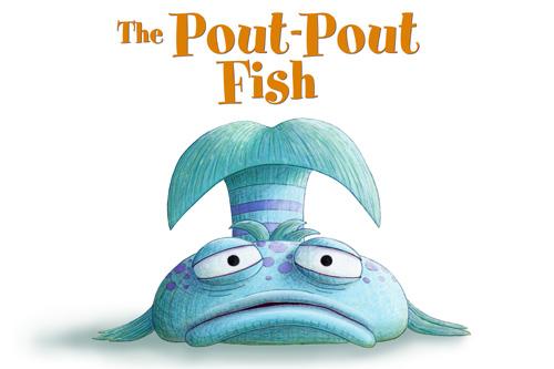 The pout pout fish miscellaneous images for The pout pout fish book